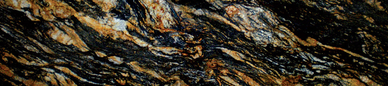 Magma Black - polished