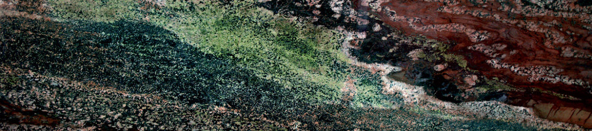 Verde Fuoco - polished