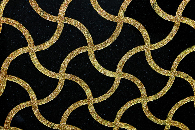 nero-assoluto-wave-gold-design